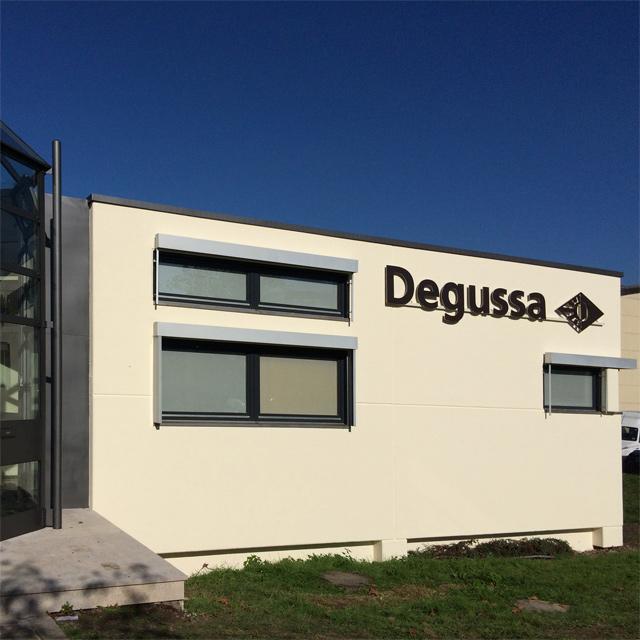 Degussa Niederlassung Pforzheim