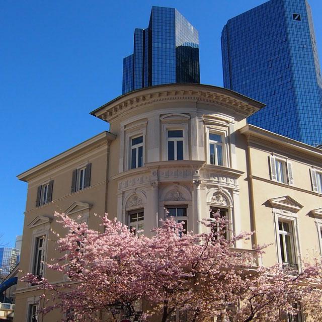 Degussa Niederlassung Frankfurt