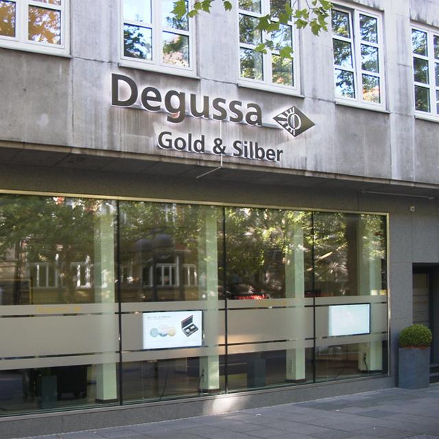 Degussa Goldhandel Hannover