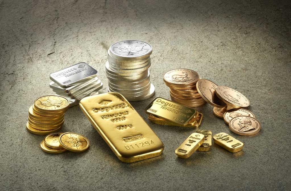 Degussa Goldhandel Vom Dentalgold bis zum Investment