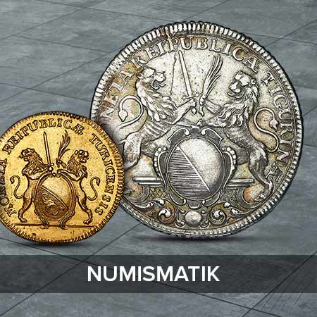 Numismatik