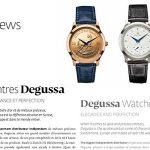 Degussa Watches