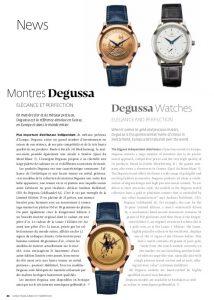 Degussa Watches