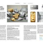 Degussa: золото и серебро высочайшей пробы в особенном месте