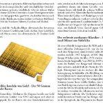 Vermögensanlage in Gold?