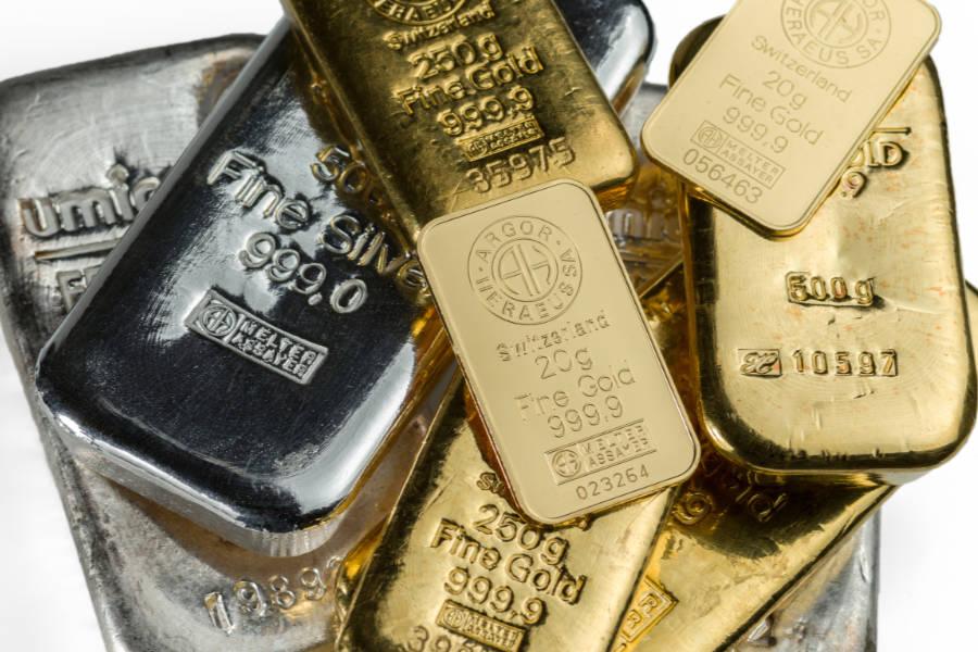 Barren verkaufen Degussa Goldhandel