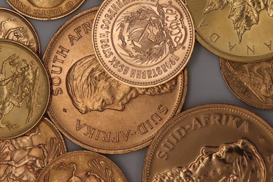 Münzen verkaufen Degussa Goldhandel